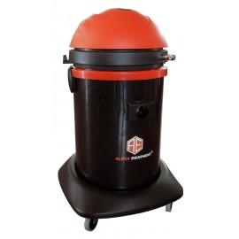 Aspirateur - monophasé – eau/poussière – 2 moteurs double étage – Cuve 77 L – Pour outils Électrique et pneumatique